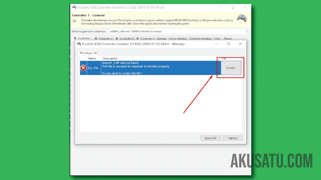 Cara Setting Joytsick USB di Windows 10