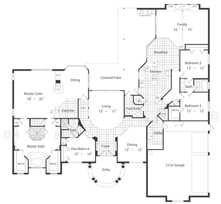 Image Result For Desain Interior Kolam Renang Di Lantai Atas