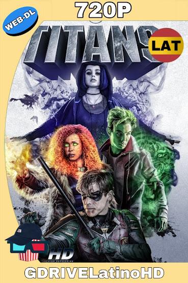 Titanes (2018) Temporada 1 WEB-DL 720P Latino-Ingles mkv