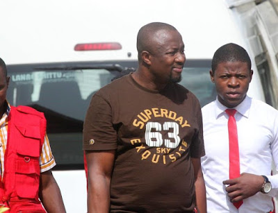 Lagos Big Boy Efe Arrested By EFCC Over N97M Fraud