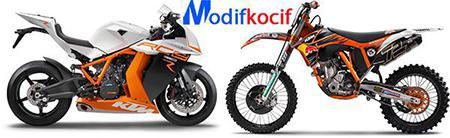 Gambar Harga Motor KTM Terbaru