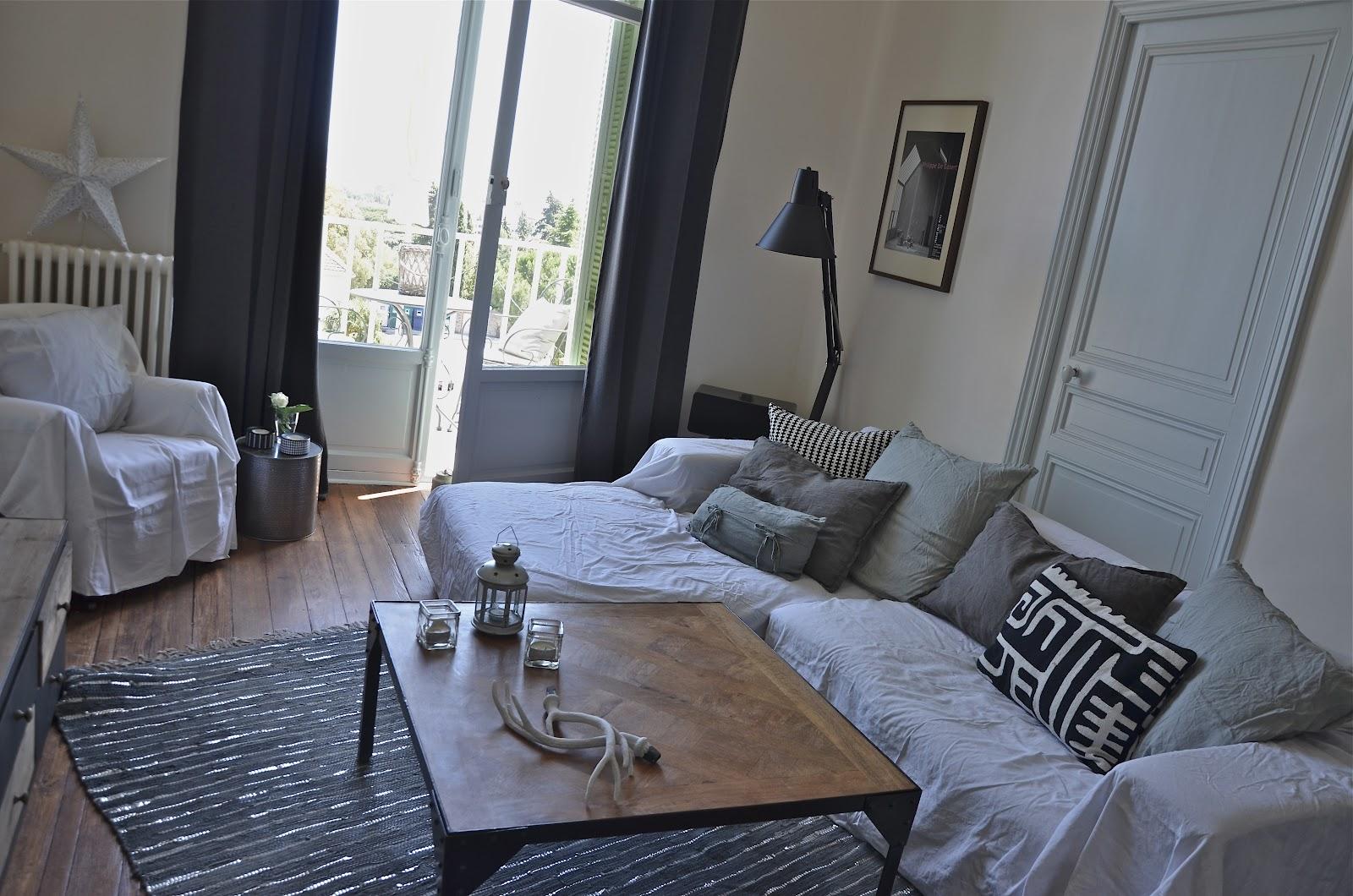 ephemere my home une envie de fraicheur et de clart m 39 a prise ce matin avec ce beau. Black Bedroom Furniture Sets. Home Design Ideas