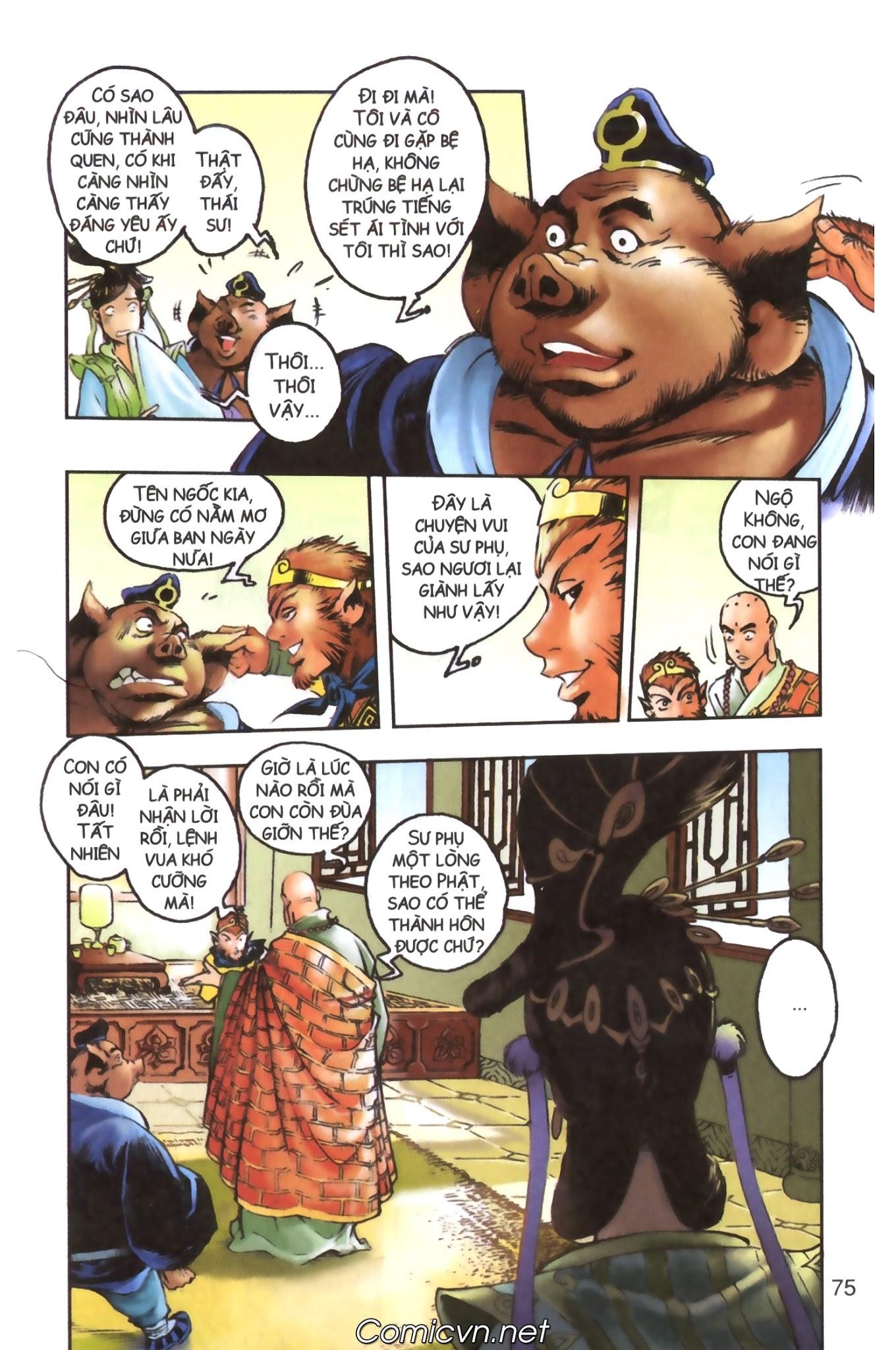 Tây Du Ký màu - Chapter 98 - Pic 6