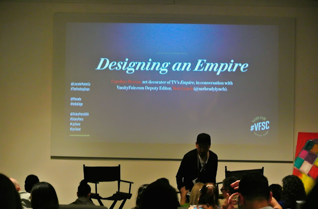 #VFSC, Periscope, Empire