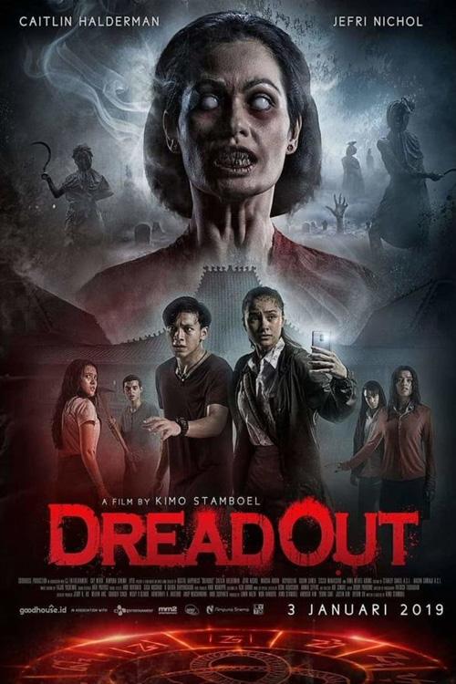 Dreadout (2019) BluRay - Dunia21