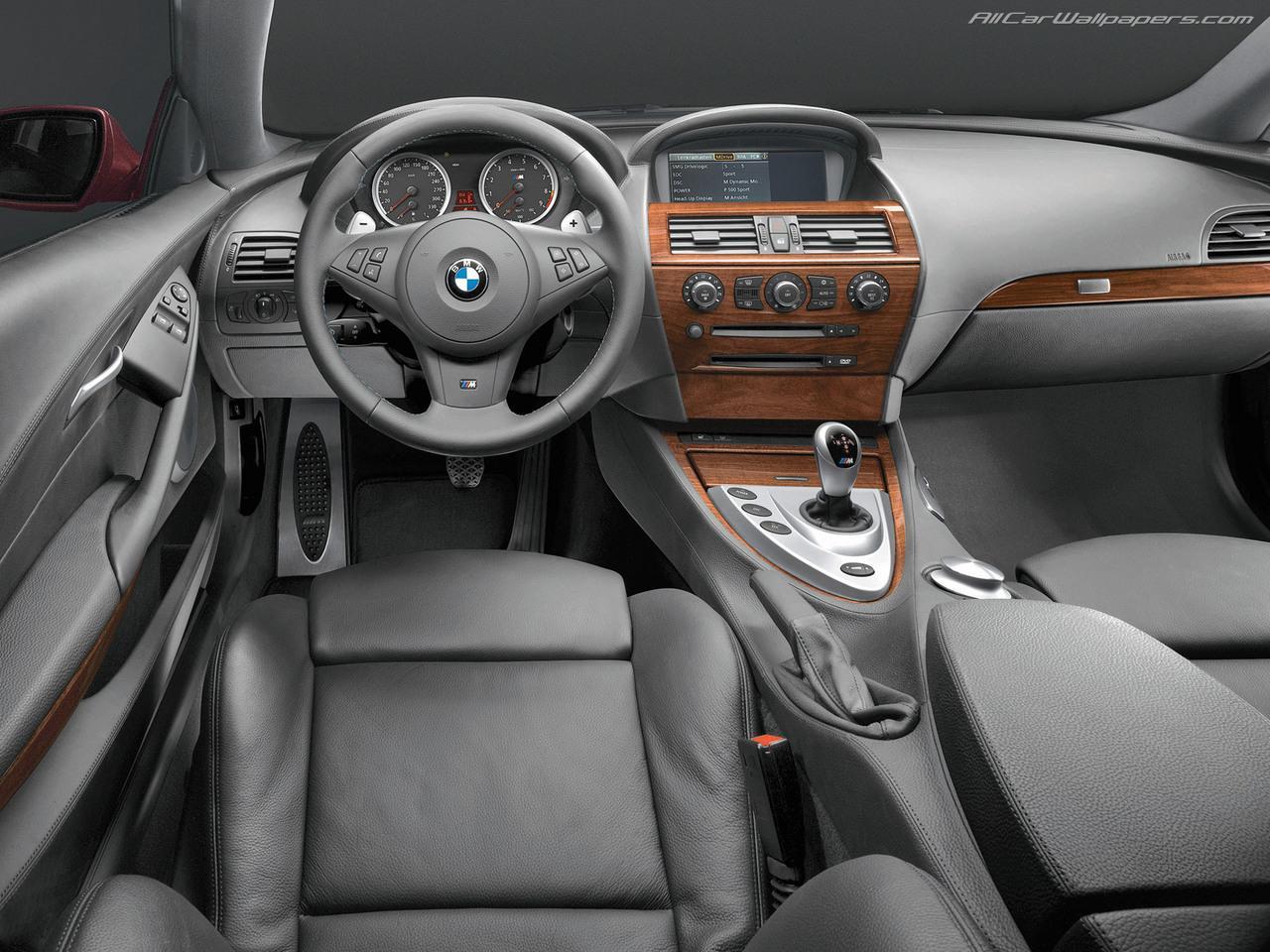 Bmw Cars Interior