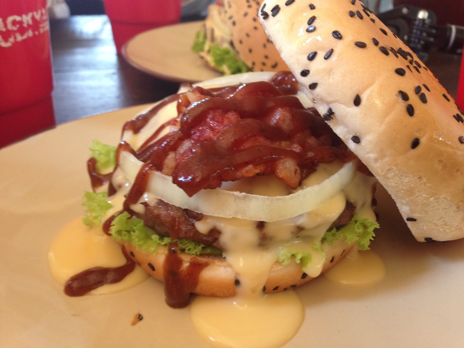 Backyard Burger Locations davao city: backyard burgers
