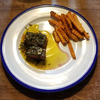Chimichurri Steak