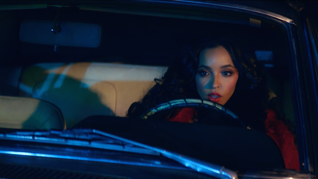 KDA Premieres 'Just Say' Video ft. Tinashe