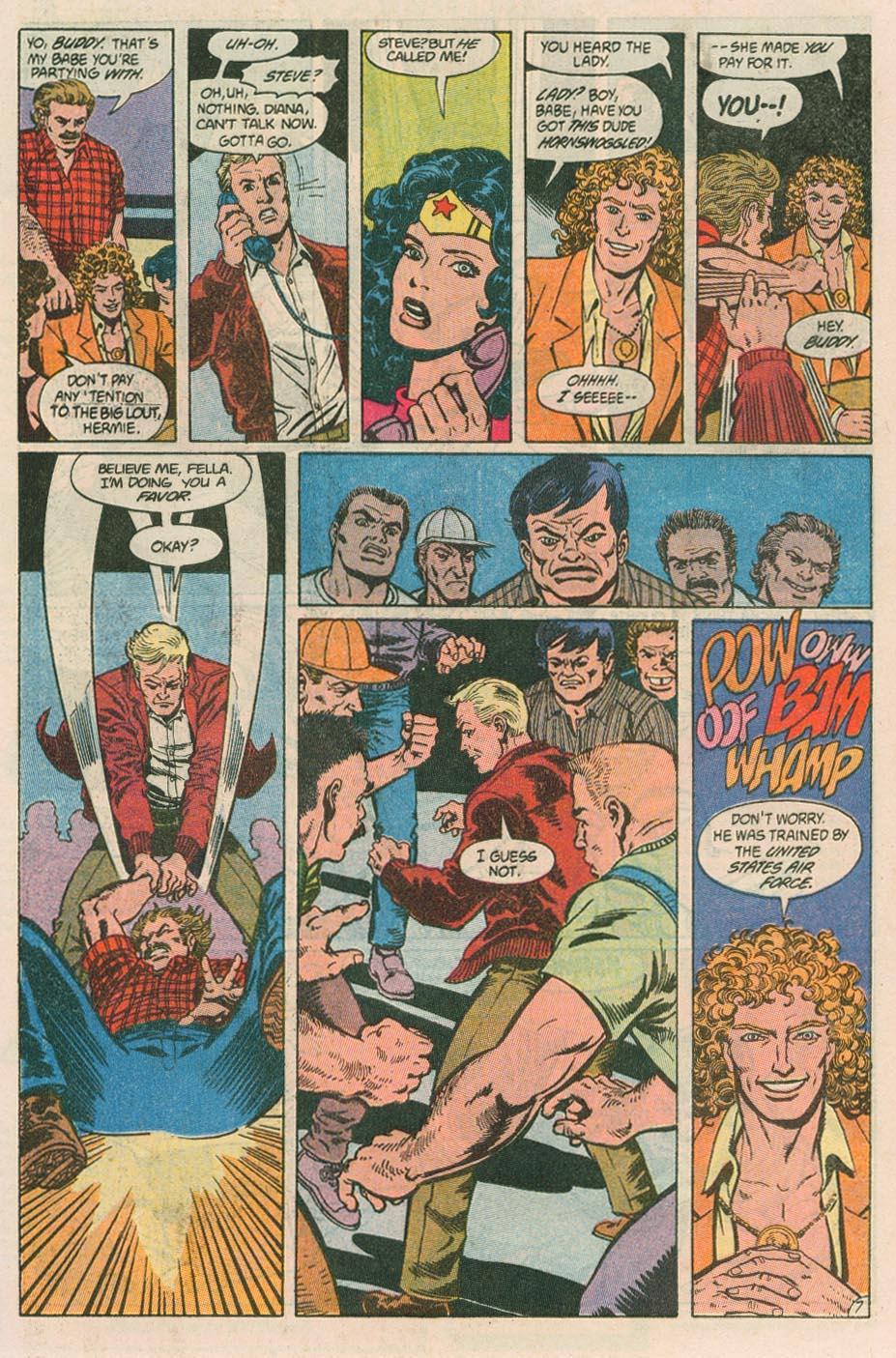 Read online Wonder Woman (1987) comic -  Issue #42 - 9