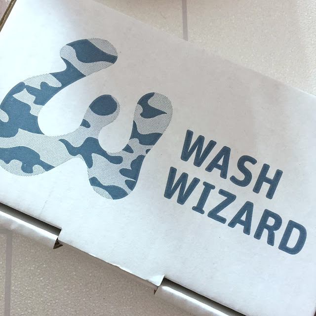 Wash Wizard - Shower Fresh Without A Shower