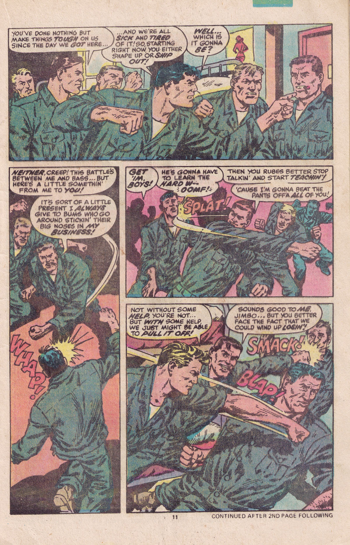 Read online Sgt. Fury comic -  Issue #158 - 13