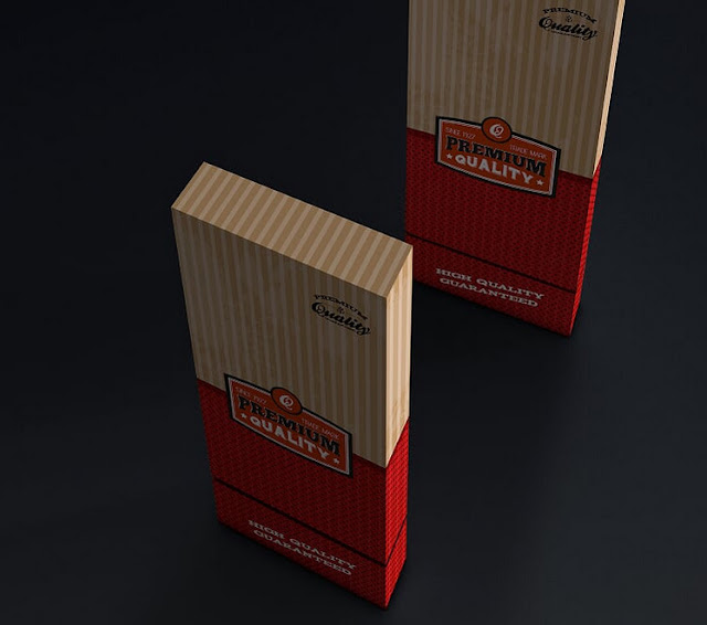 Mock Up Boxes : Box_Mockup