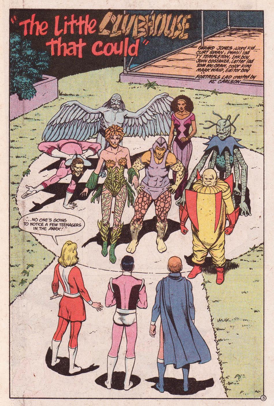 Read online Secret Origins (1986) comic -  Issue #46 - 29