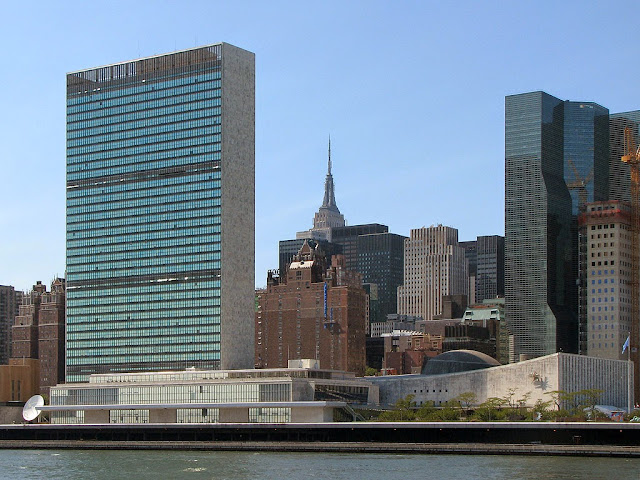 Headquarters of the United Nations, New York