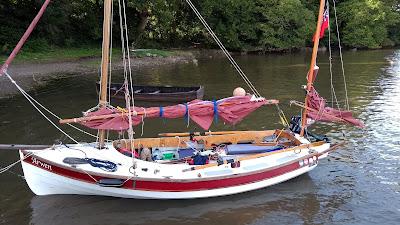 "alt=""John Welsford navigator Arwen"""