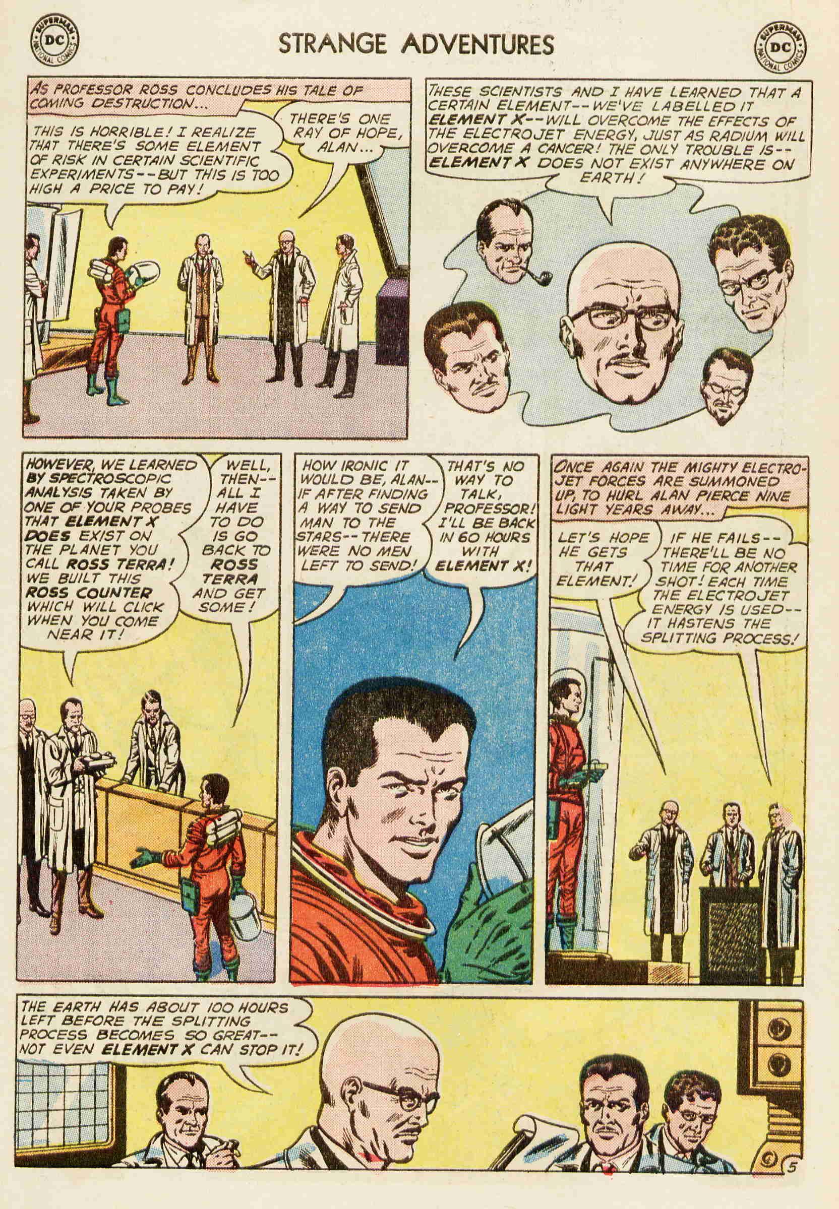 Strange Adventures (1950) issue 142 - Page 19