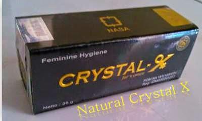 Efek Samping Pemakaian Crystal X