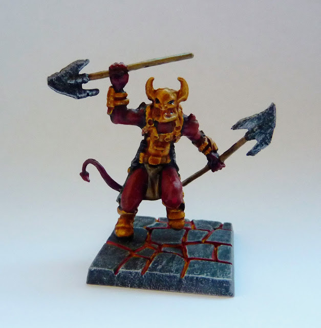 Abyssal Guard - Infernal Crypts expansion for Mantic's Dungeon Saga