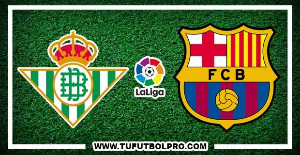 Ver Real Betis vs Barcelona EN VIVO Por Internet Hoy 29 de Enero 2017