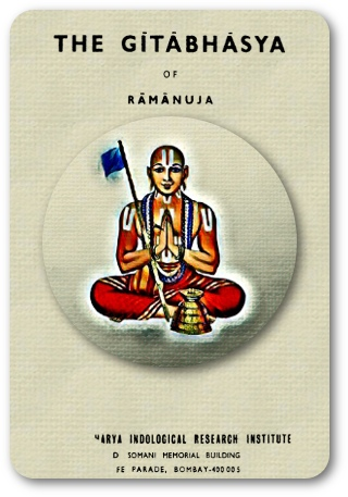 The Gitabhashya of Ramanujacharya