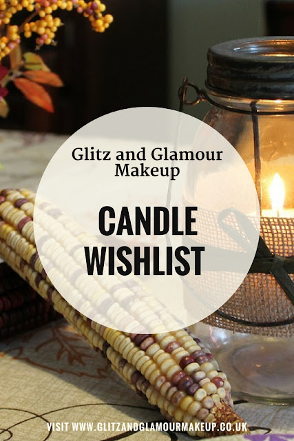 candle wishlist pinterest
