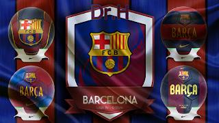 PES 2017 Barcelona Ball Pack