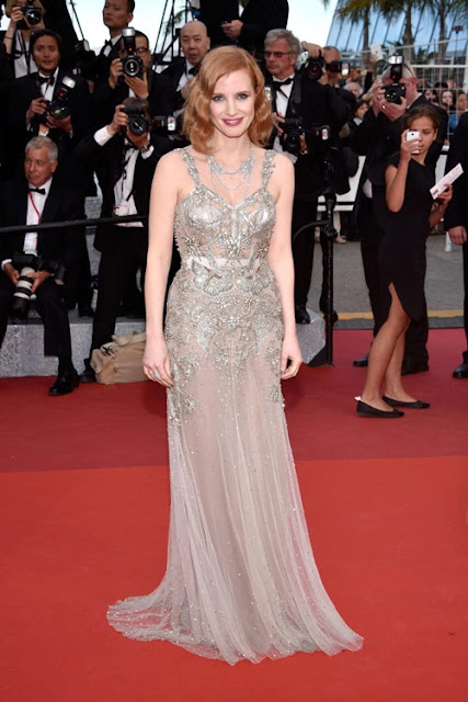 Điểm danh những bộ cánh lộng lẫy nhất Cannes 2016