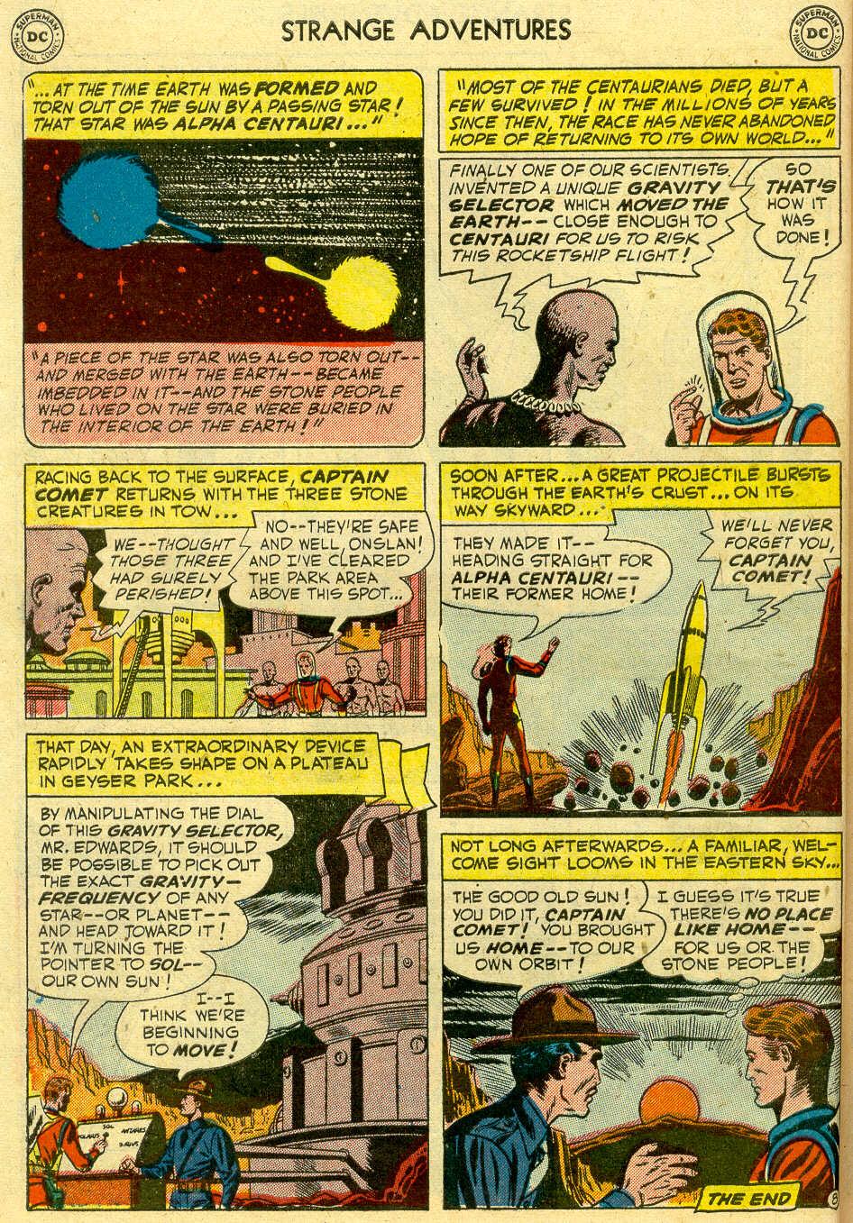 Strange Adventures (1950) issue 13 - Page 10