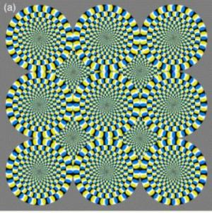 Pc Wallpaper 3d Eye Illusion Dise 241 O Percepcion Visual