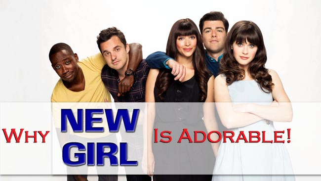 Know Your Show: New Girl #AtoZChallenge