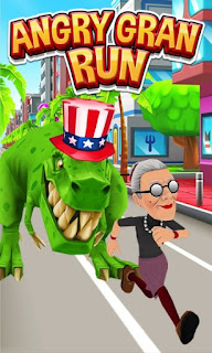 Angry Gran Run Mod Apk Free Download For Android