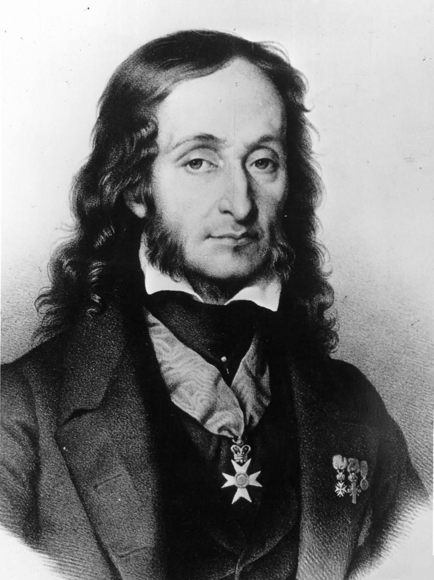 Image result for Nicolò Paganini (1782-1840)