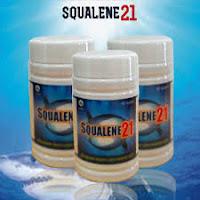 Kapsul Squalene 21 HIS (Minyak Hati Ikan Hiu)