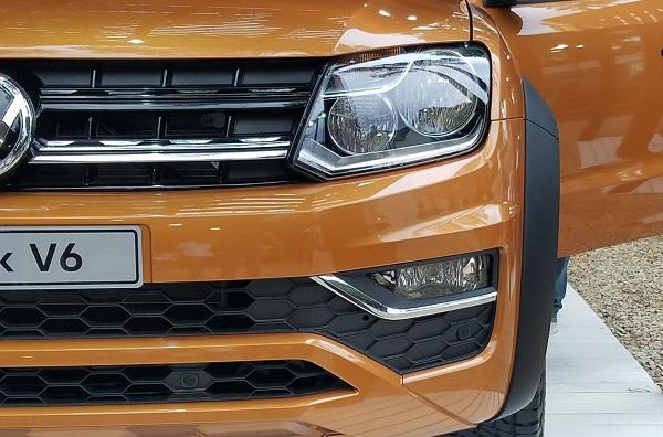 Volkswagen Amarok V6 Comfortline AT
