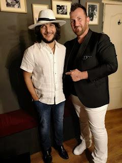 Félix Crujera y Antonio Reyes