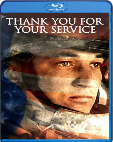 Thank You for Your Service [2017] [BD25] [Latino]
