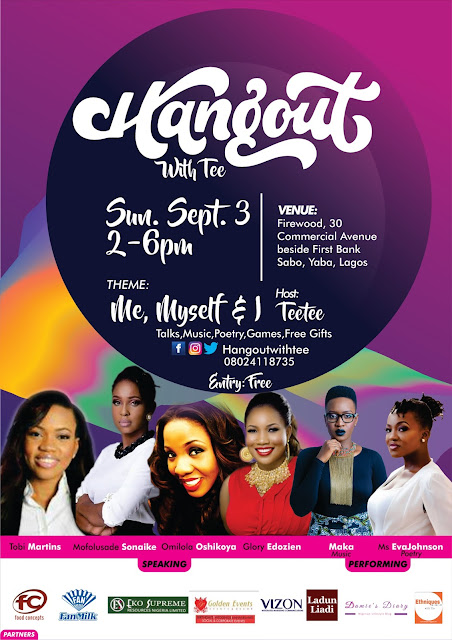 EVENT :BRINGING WOMEN BUSINESS OWNERS AND PROFESSIONALS TOGETHER: HANGOUTWITHTEE LADIES HANGOUT