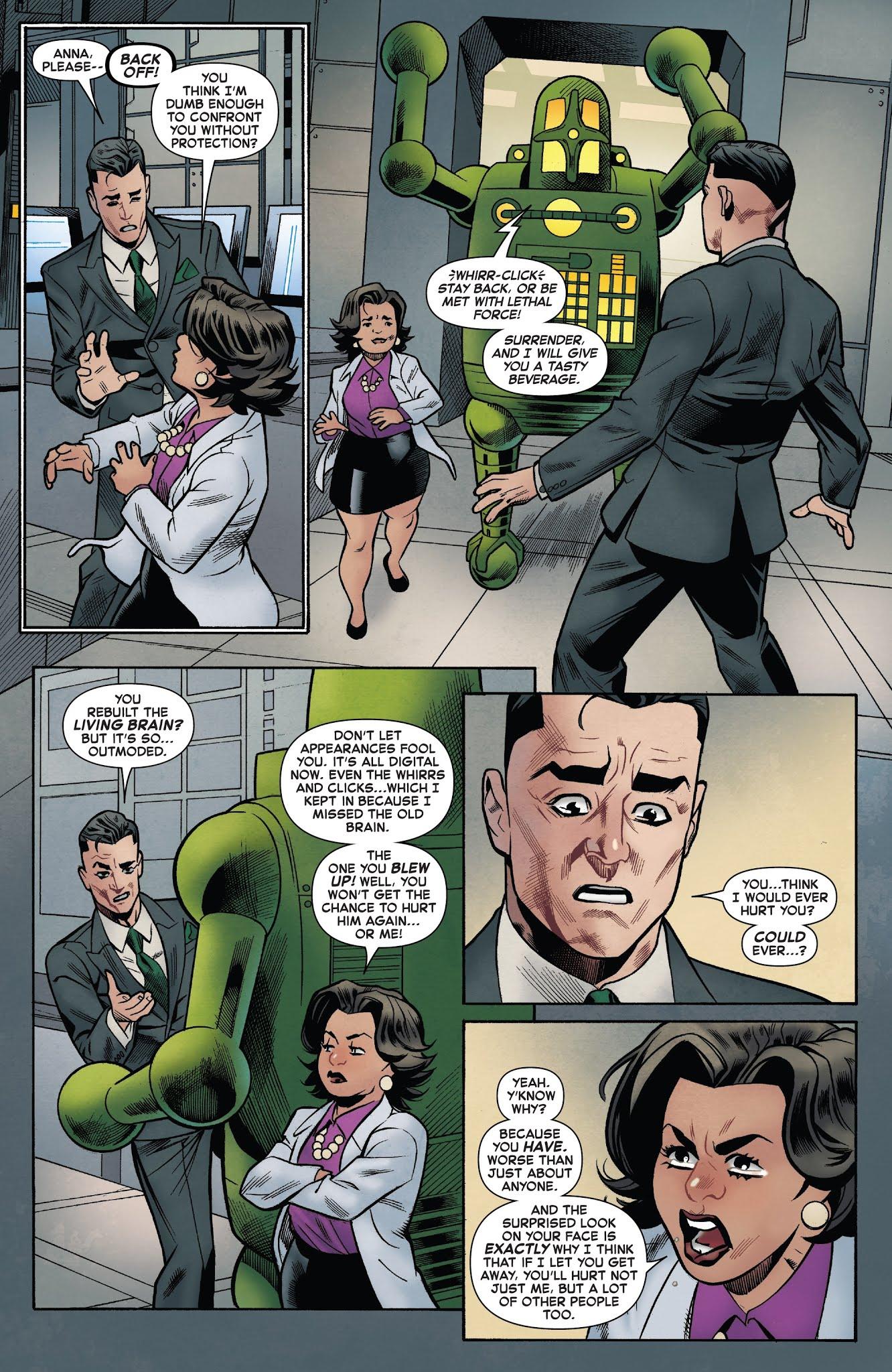 Superior Spider-Man (2019) issue 1 - Page 18