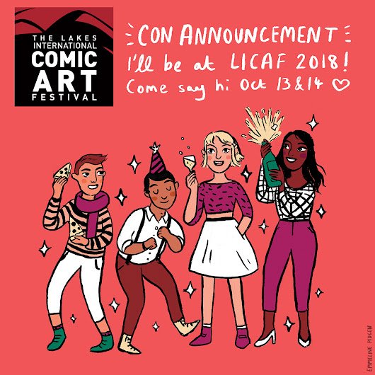 LICAF 2018 Convention Announcment!