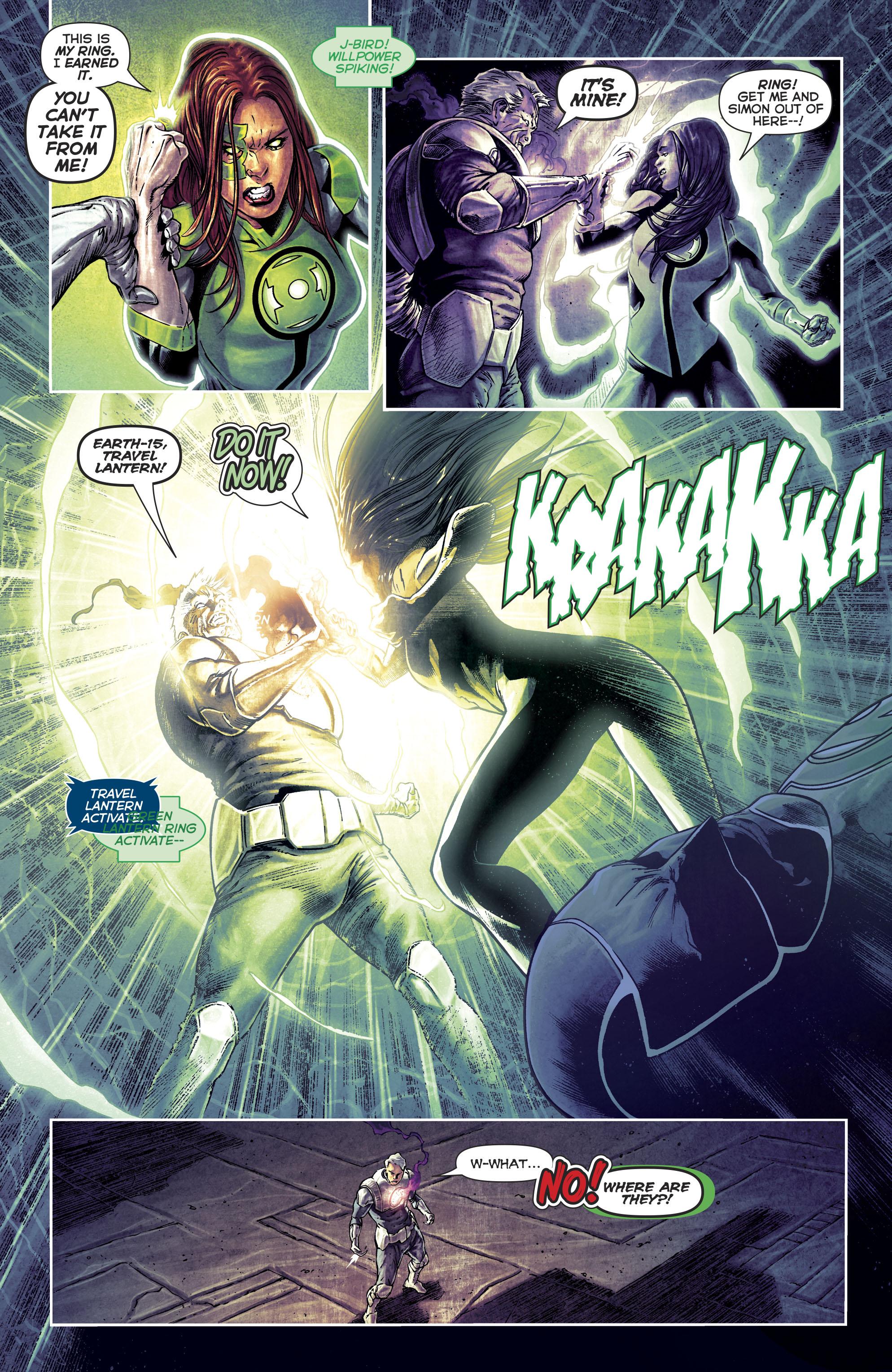 Read online Green Lanterns comic -  Issue #25 - 28