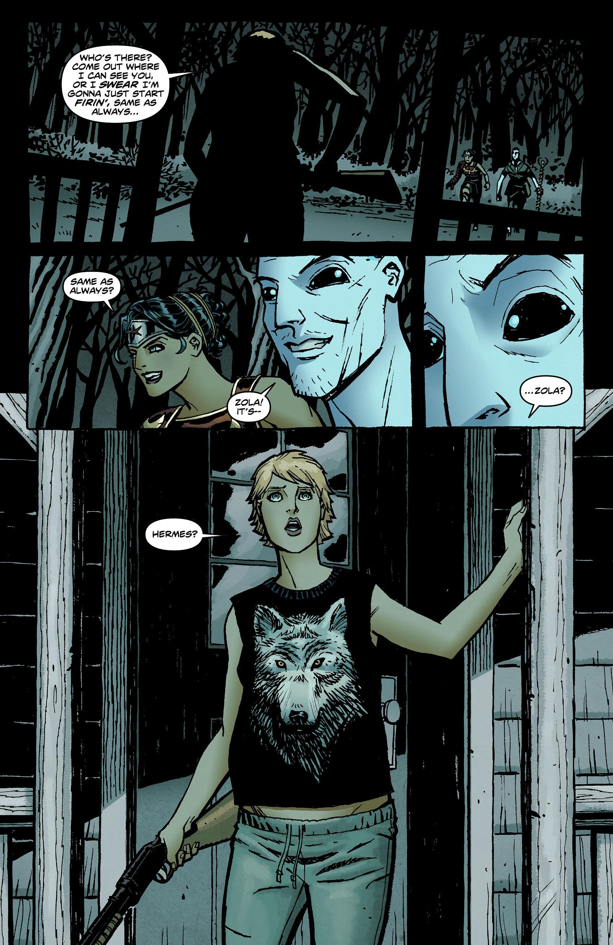 Read online Wonder Woman (2011) comic -  Issue #8 - 16