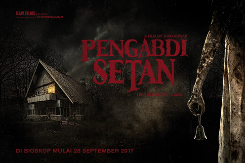Film PENGABDI SETAN Bioskop