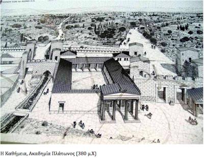 Ακαδημία, η Φιλοσοφική σχολή του Πλάτωνος