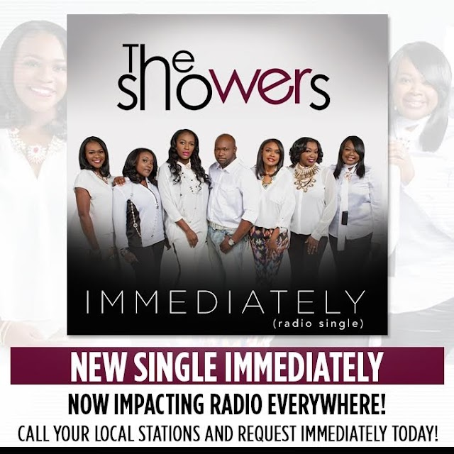 The Showers Impacting Radio Everywhere! Join The Victory Now! Call Your Local Stations And Request Immediately Today!