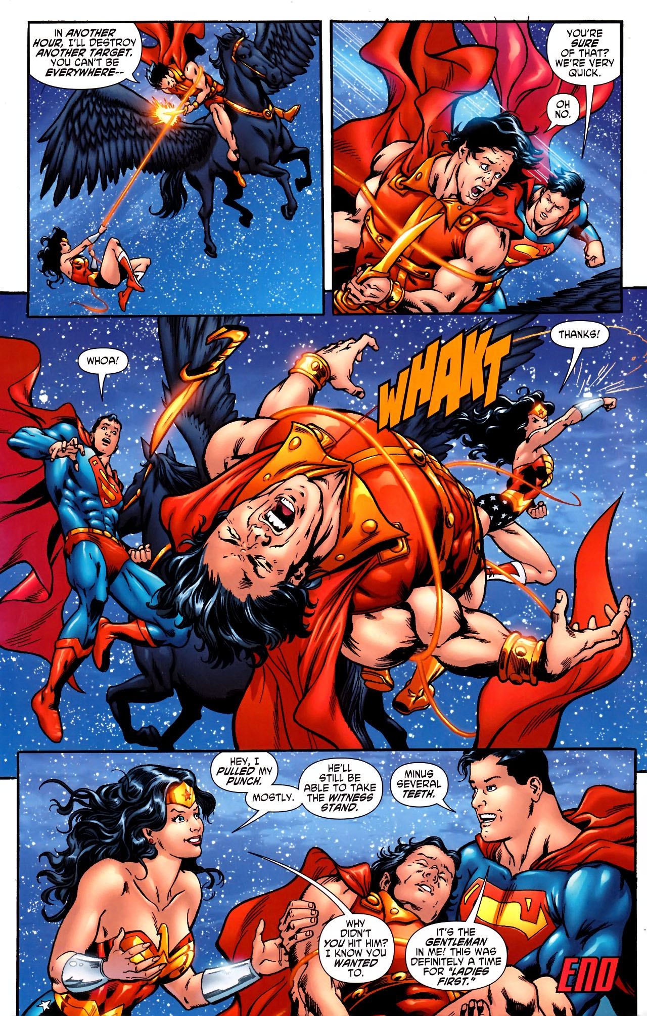 Read online Wonder Woman (2006) comic -  Issue #600 - 27