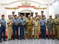 Ini Alasan Pemprov Lampung Minta TNI AL Harus Sinergi Dengan Disdik