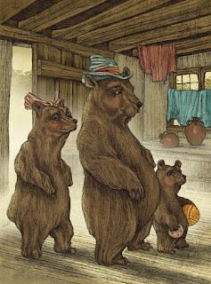A História dos Três Ursos - O Livro Verde das Fadas The Folio Society - Andrew Lang
