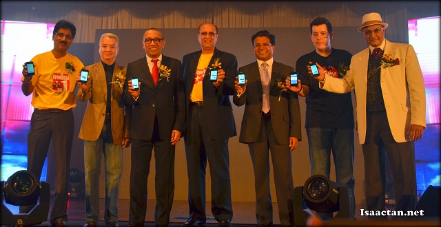 And there we have it, the Switch Star Neo Mi363 is officially launched!