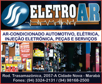 ELETROAR -- MARABÁ/PA. -- VENHA VER NOSSAS PROMOÇÕES